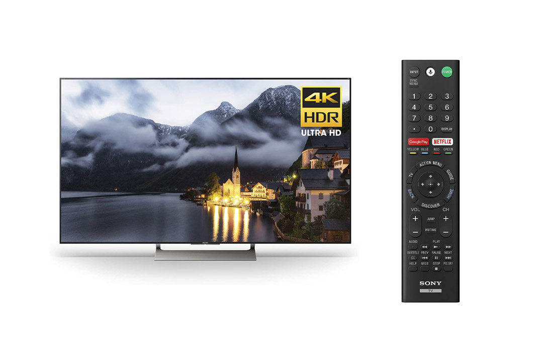 Sony XBR49X900E 49-Inch HD Smart LED TV