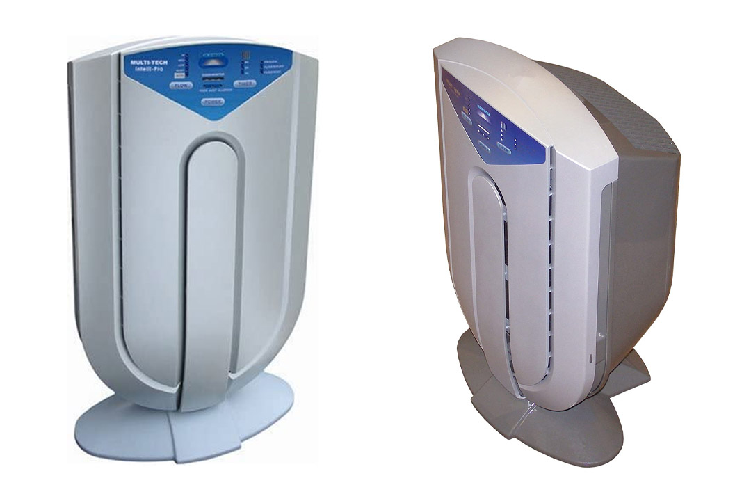 Surround Air Intelli-Pro XJ-3800 7-in-1 Intelligent Air Purifier with Sensors