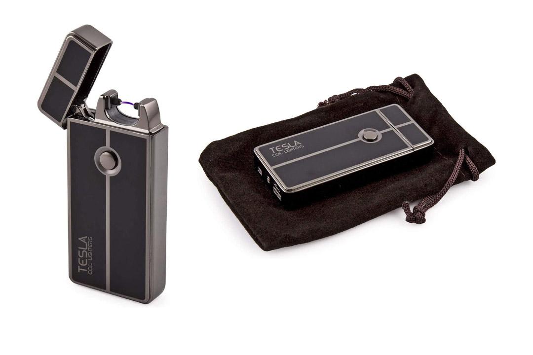 The Tesla Coil Electric Plasma Lighter
