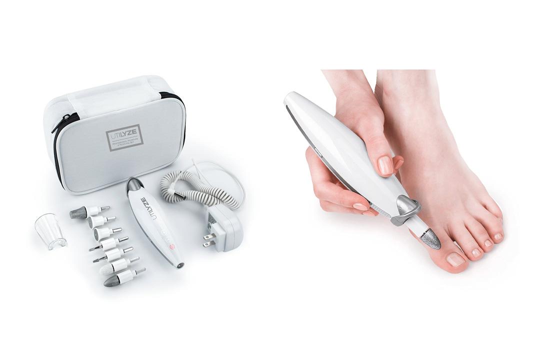 UTILYZE 10-in-1 Professional Electric Manicure