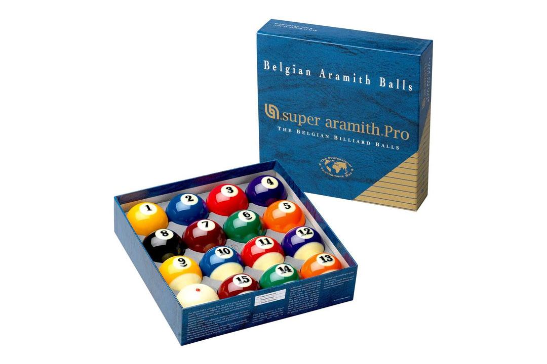 "Aramith 2 1/4"" Billiard Pool Balls"