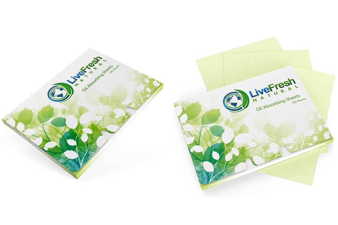 Blotting Paper | PREMIUM Oil Absorbing Sheets