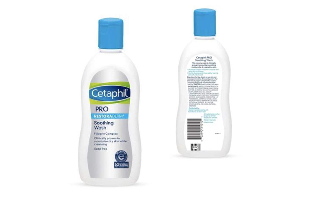 Cetaphil Restoraderm, Eczema Calming Body Wash