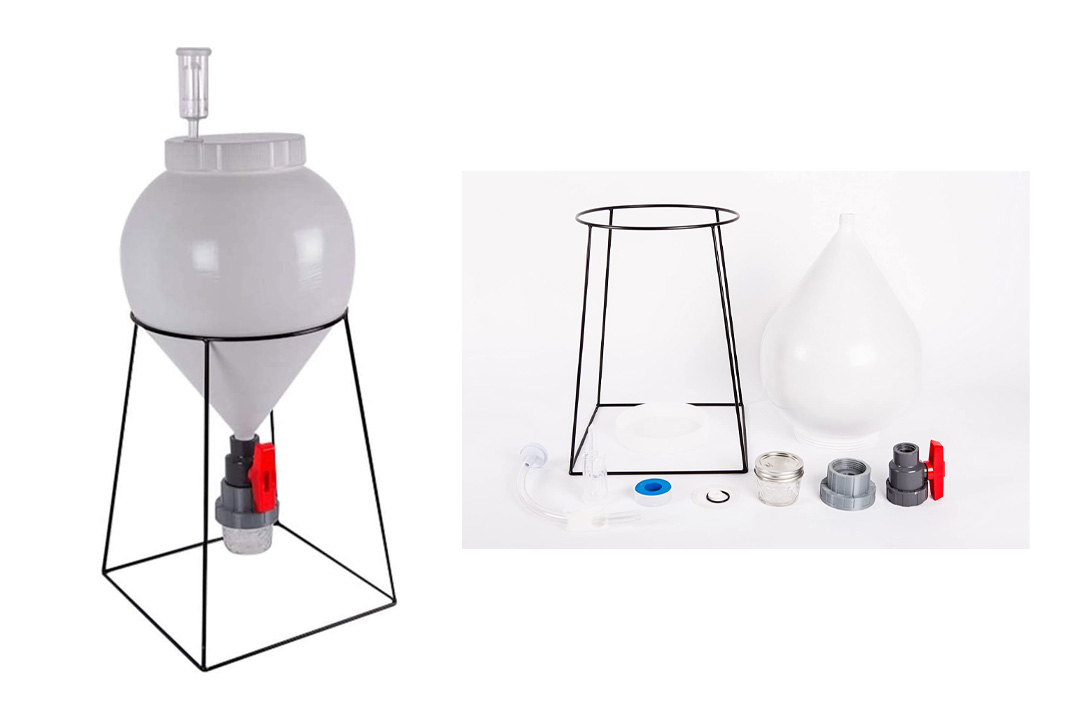 FastFerment conical fermenter