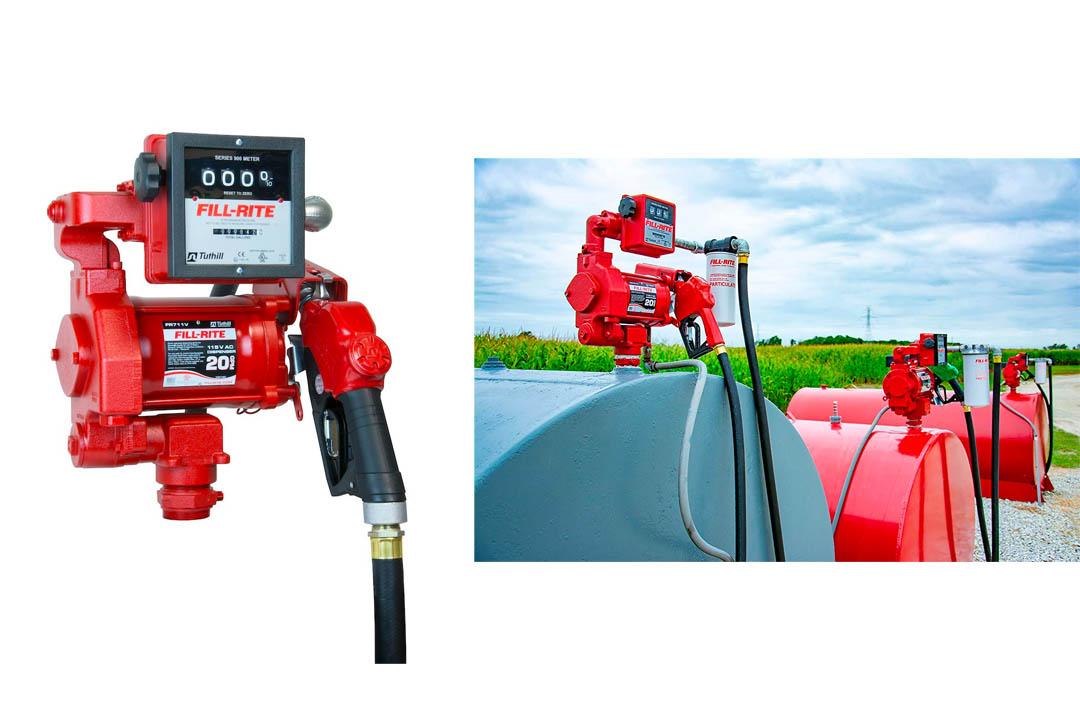 Fill-Rite FR711VA 115V AC High Flow Pump