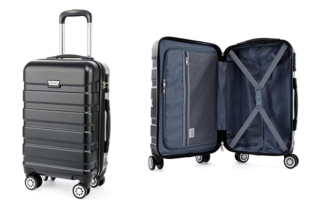 HoJax 20 x 24 Inch P.E.T Luggage Eco-friendly Travel Suitcase
