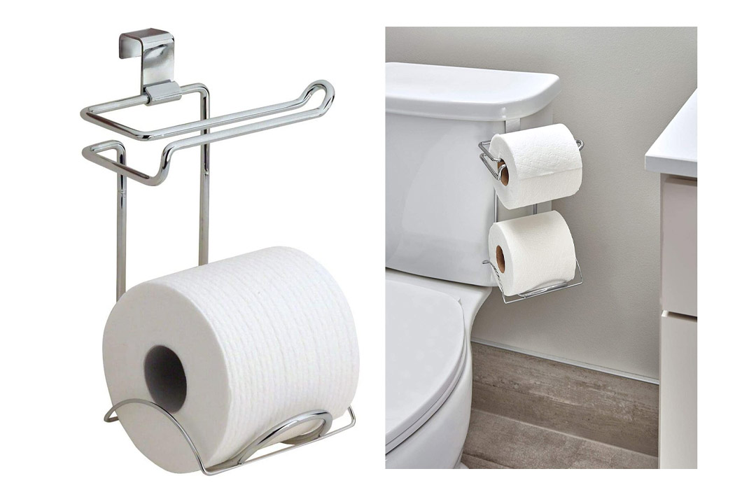 InterDesign Classico Toilet Paper Holder