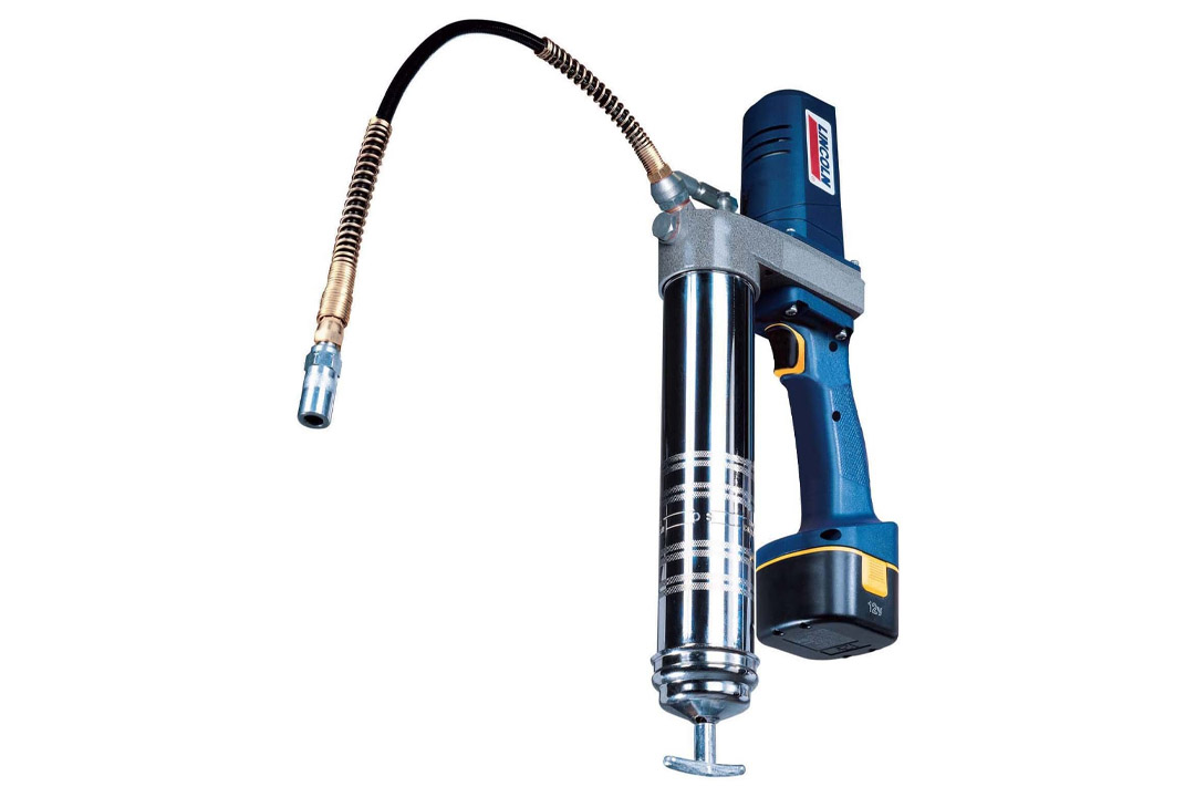 Lincoln Lubrication 1242 12 Volt DC Cordless Rechargeable Grease Gun