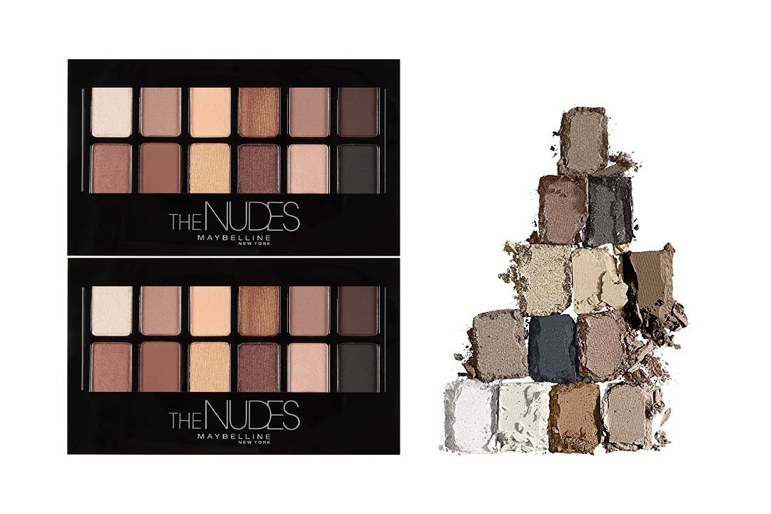 Maybelline New York The Nudes Eyeshadow Makeup Palette