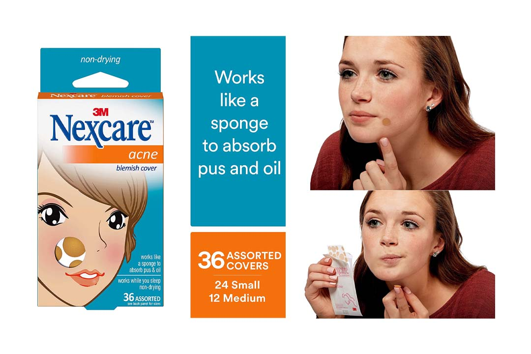 Nexcare Acne Incorporating Cover
