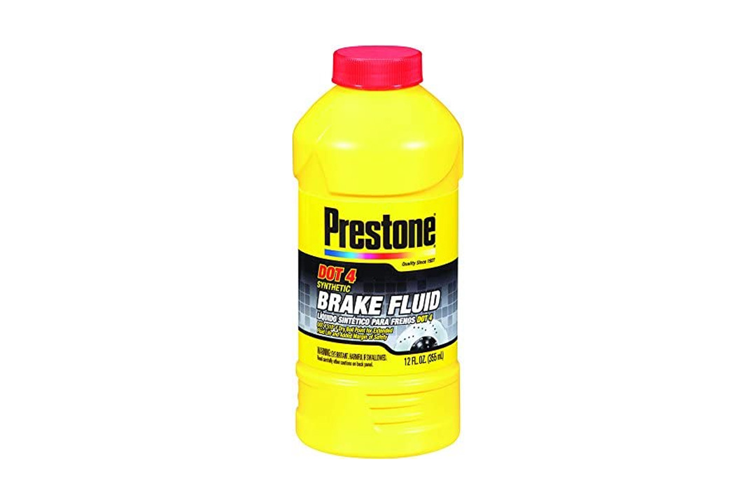 Prestone Synthetic Brake Fluid