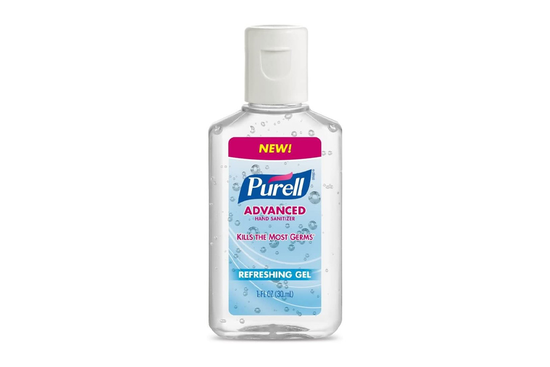 Purell Bottle Hand Sanitizer