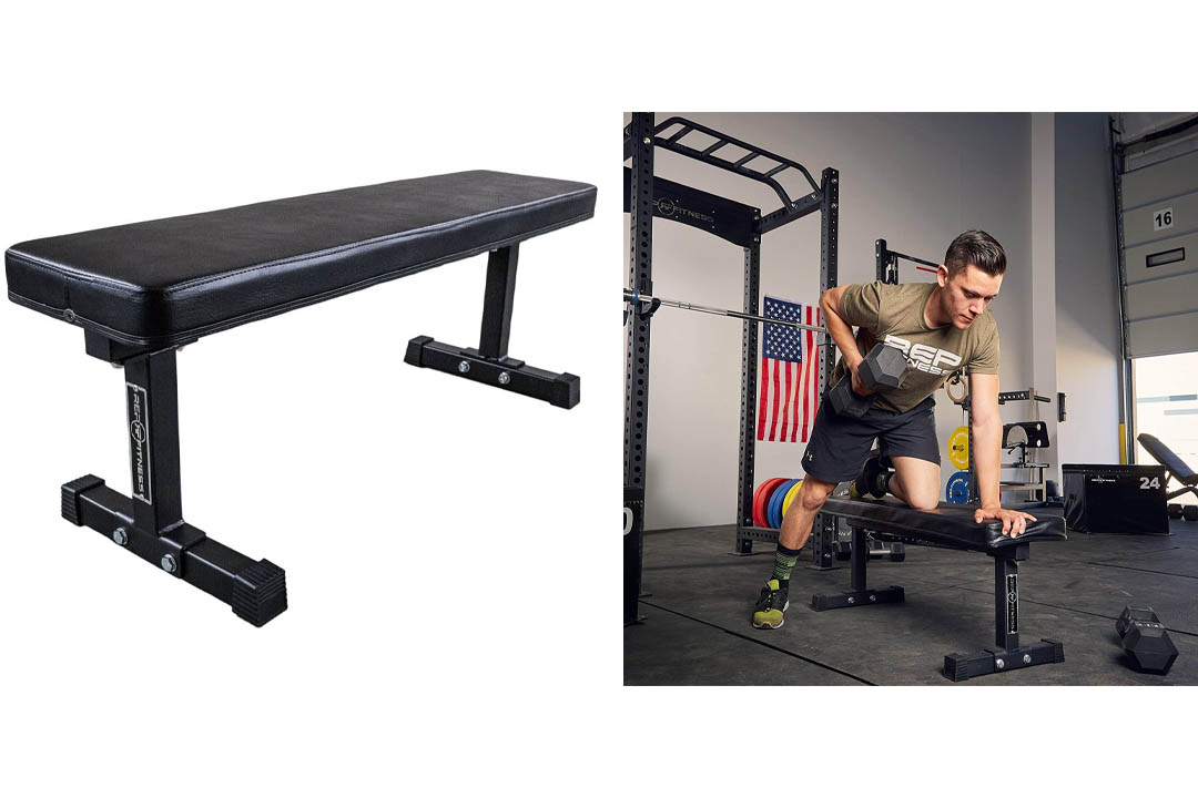 Rep Flat Bench – FB-3000
