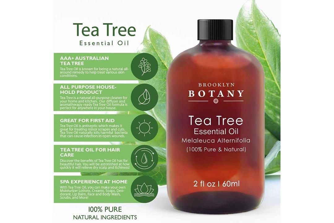 Tea Tree Oil Therapeutic Grade