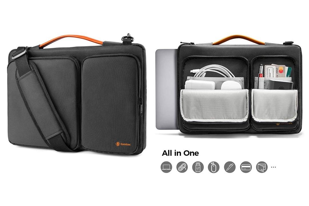Tomtoc 13 - 13.5 Inch Laptop Shoulder Bag