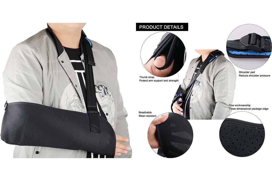 UMITOM Adjustable Arm Sling