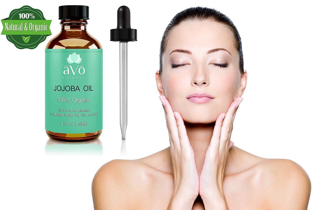 aVo Essentials 100% Organic Jojoba Oil