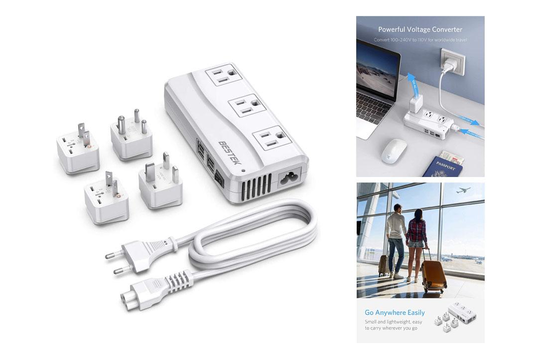 BESTEK Travel Power Converter