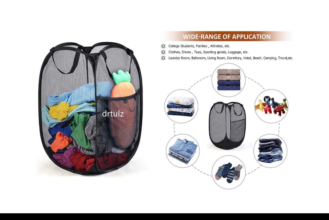 Foldable Fabric Storage Box