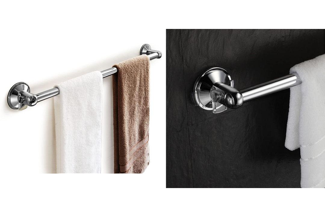 "Insta-mount 18"" towel Bar"