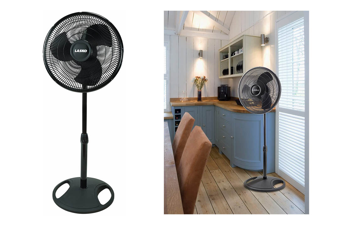 Lasko 2521 Oscillating Stand Fan