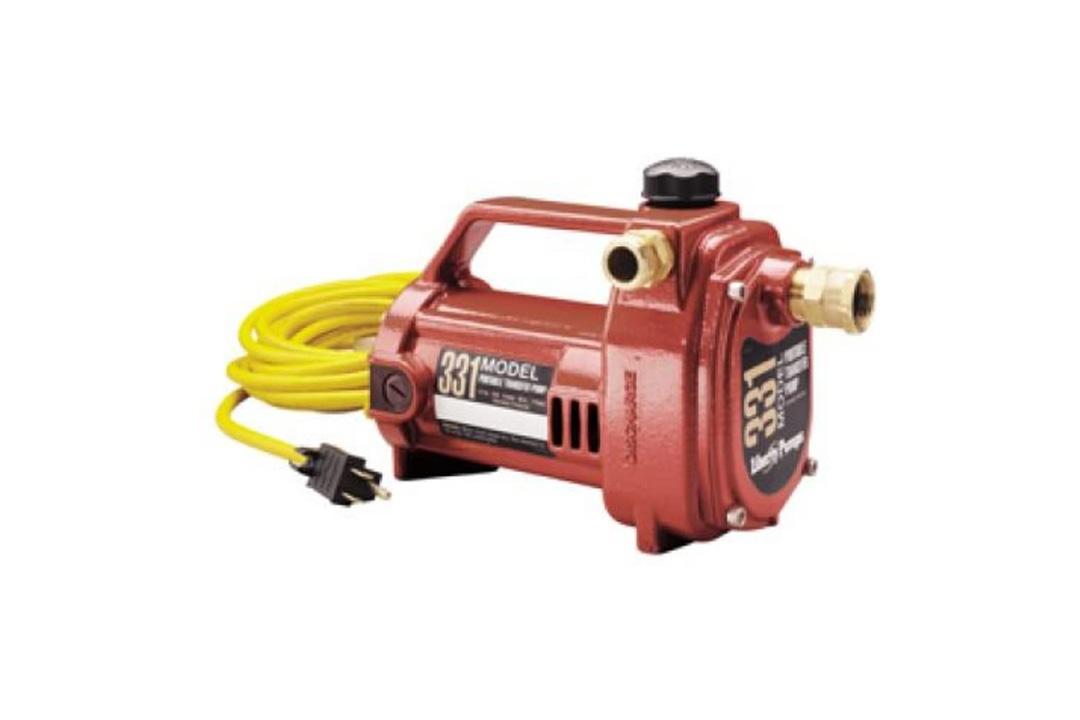 Liberty Pumps 331 1/2-Horse Power Transfer Pump