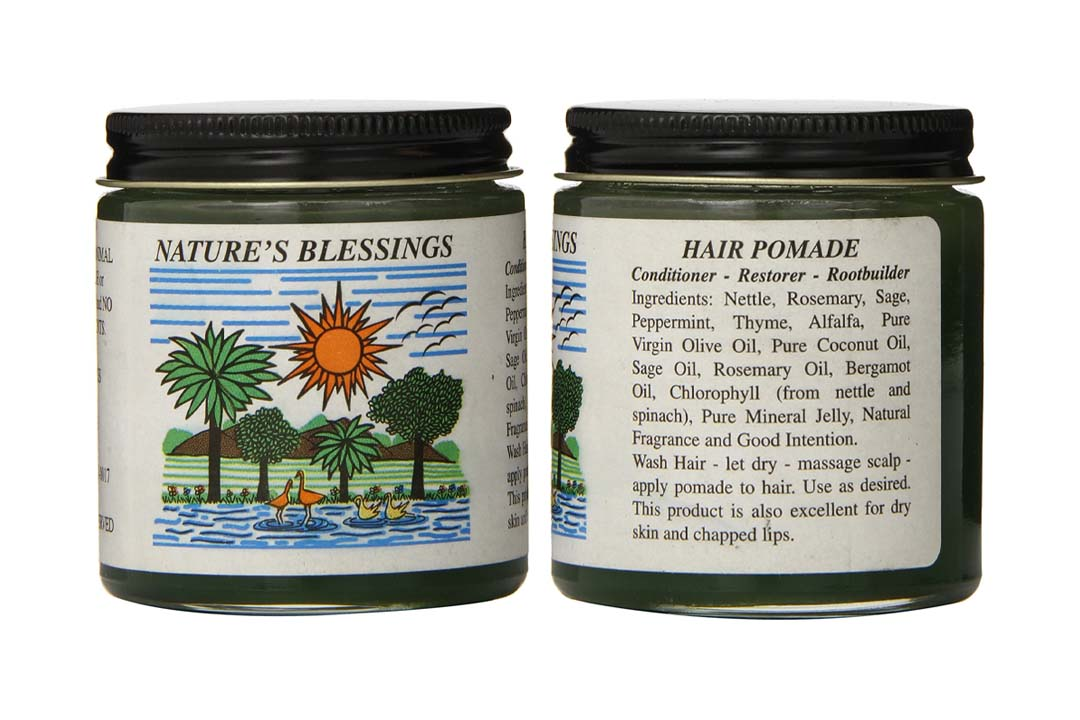 Nature's Blessings Hair Pomade