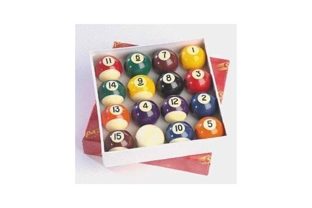 "New Osg 2"" Pool Balls Solid Stripes Brilliard Table Ball"