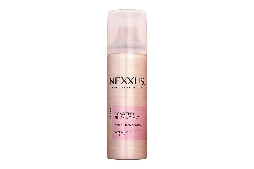 Nexxus Comb Thru Hold & Finishing Mist Spray New 1.5 Oz Travel Size (2)