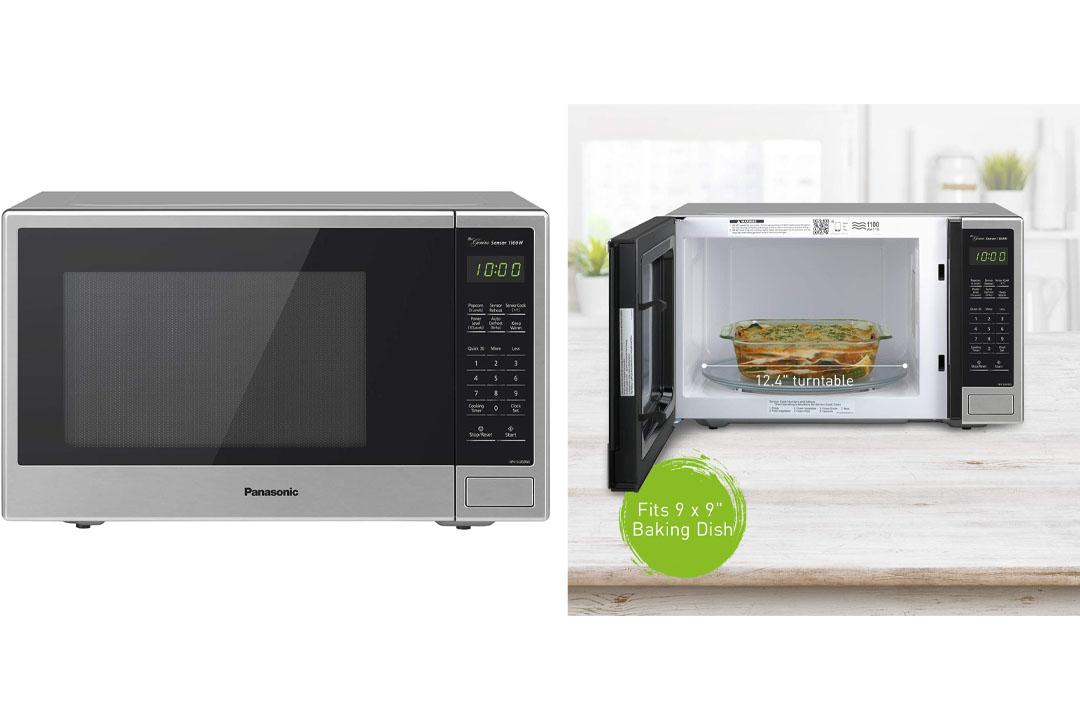 Panasonic NN-SU696S Countertop Microwave Oven