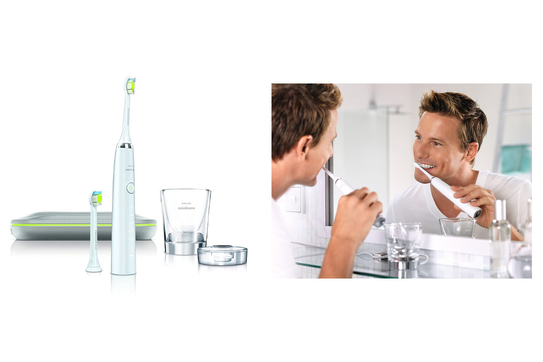 Philips Sonicare Diamond Clean Sonic Electric Rechargeable Toothbrush