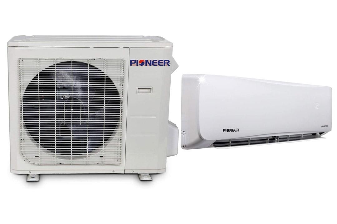 Pioneer Air Conditioner & Heat Pump Full Set