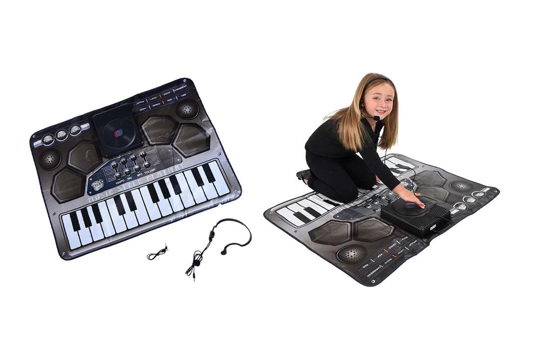 Playo Kids DJ Mixer Fun Play Mat