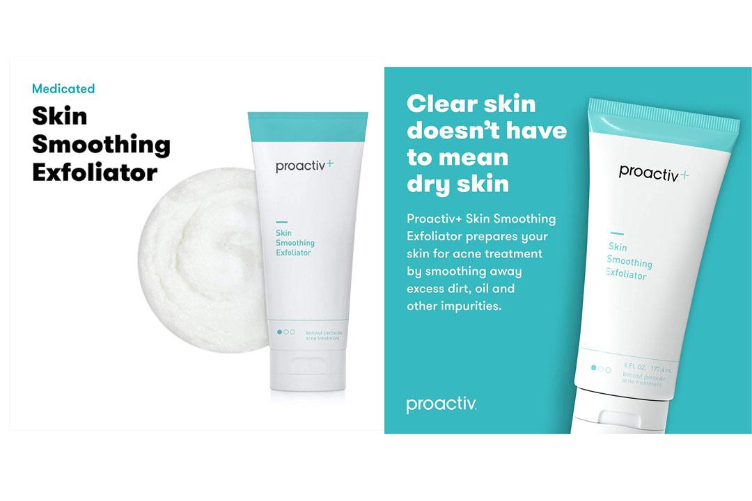 Proactiv+ Skin Smoothing Exfoliator