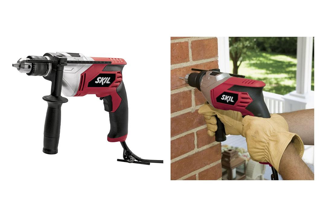 SKIL 6445-04 7.0 Amp 1/2 In. Hammer Drill