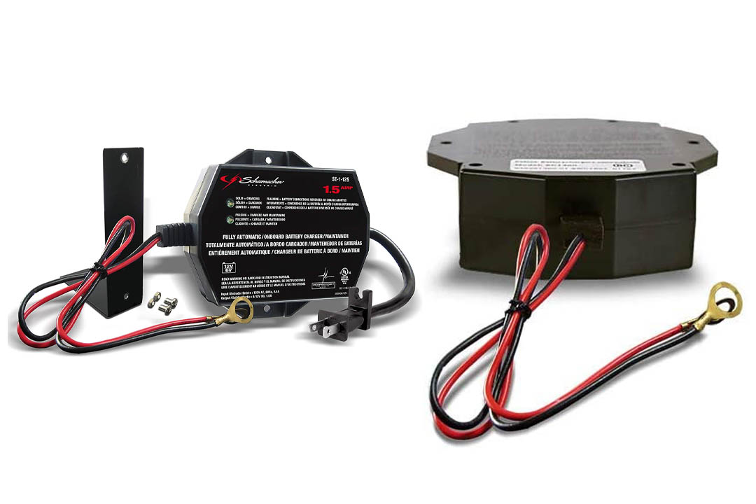 Schumacher SE-1-12S 1.5A 6/12V Fully Automatic Battery Maintainer
