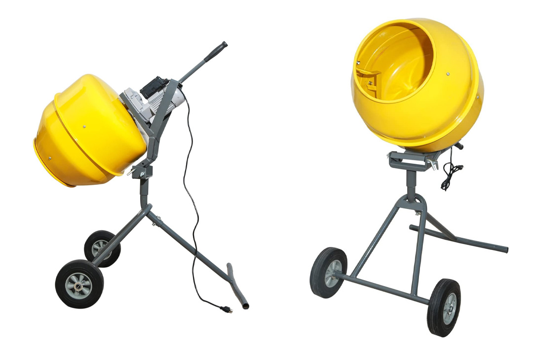 Sky Eternity 1/2HP Electric Cement Mixer