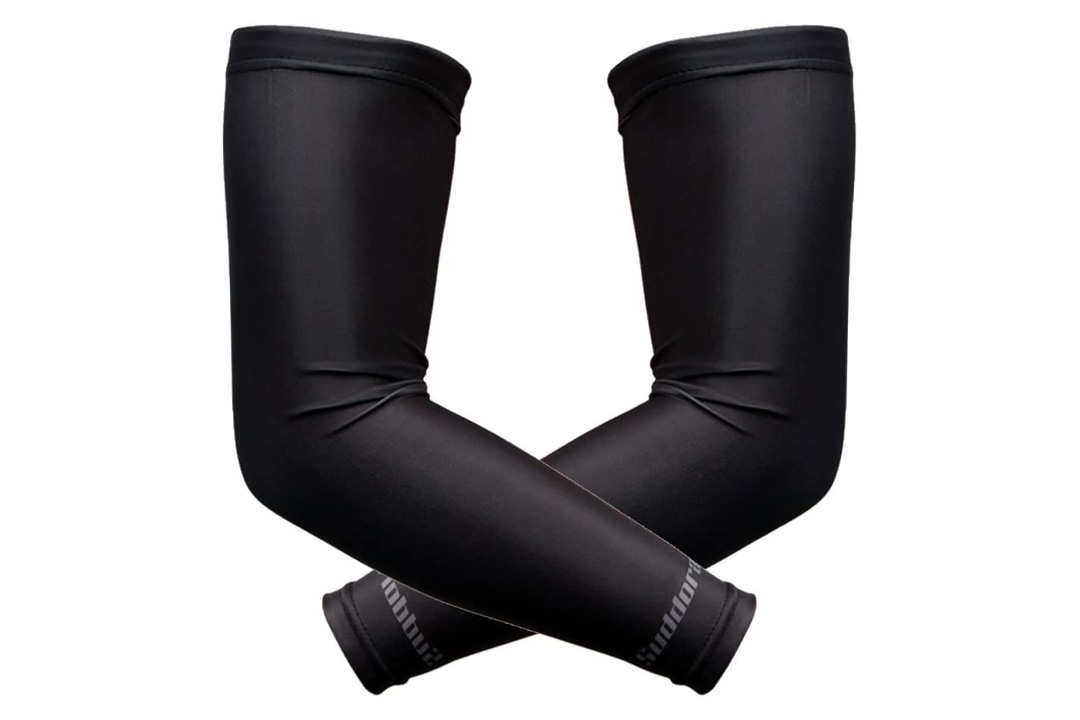 Suddora Sports Arm Sleeve Pair - Athletic Arm Sleeves
