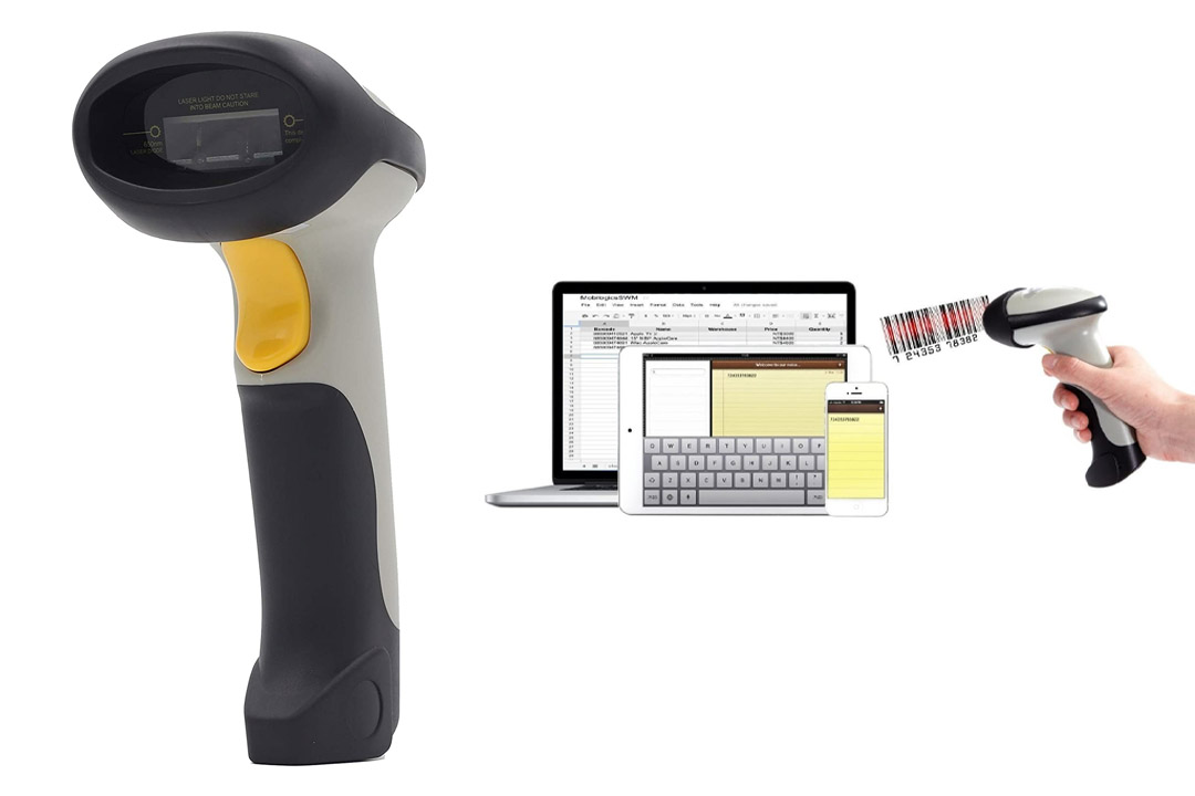 TEEMI Barcode Scanner