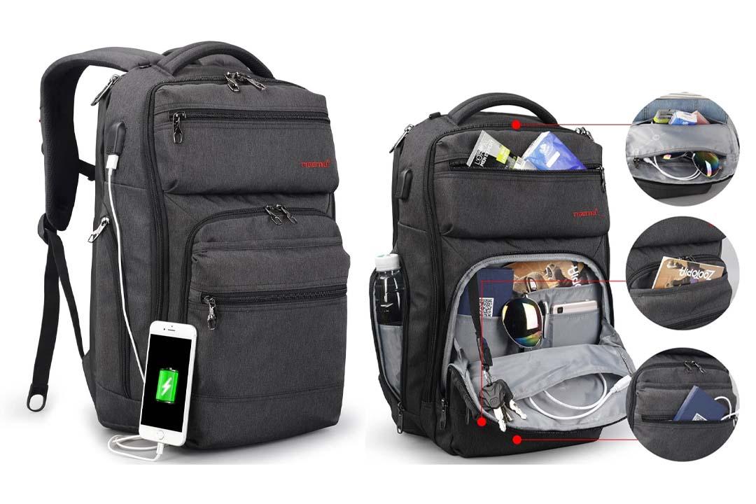 TIGERNU Business Laptop Backpack