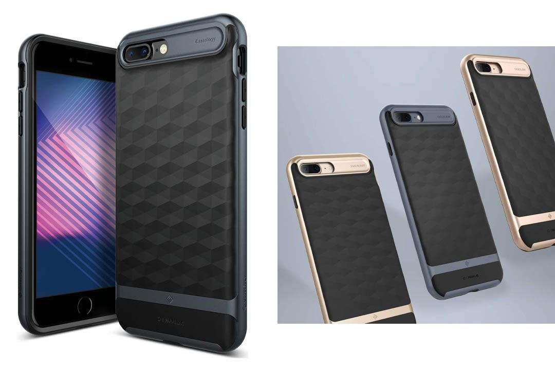 iPhone 7 Plus Case, Textured Grip