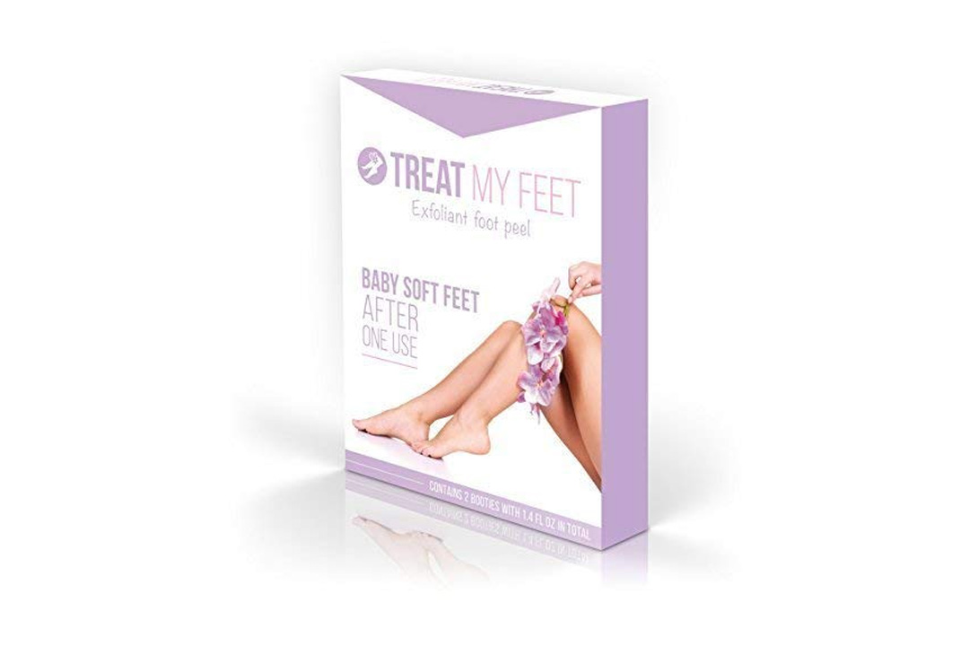 A Softer Foot Peel & Foot Mask to Exfoliate Feet