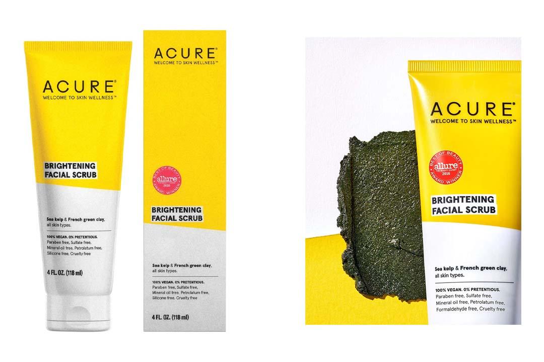 ACURE Brightening Facial ScrubACURE Brightening Facial Scrub