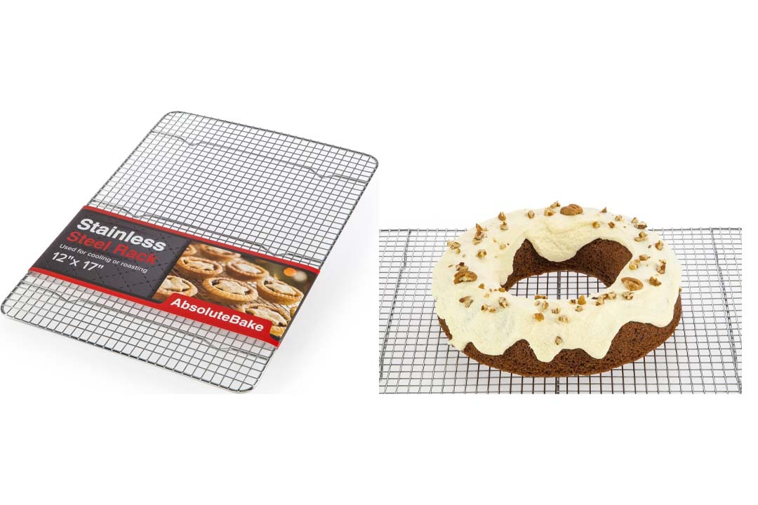 AbsoluteBake Stainless Steel Cooling Rack