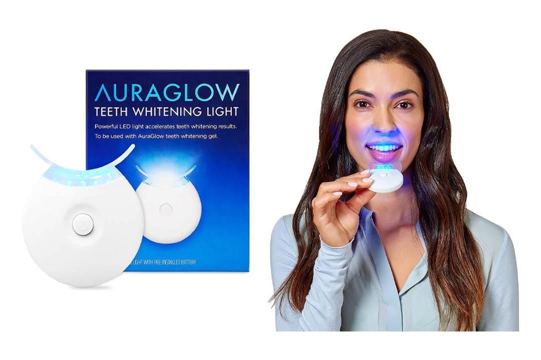 AuraGlow Teeth-Whitening Accelerator Light