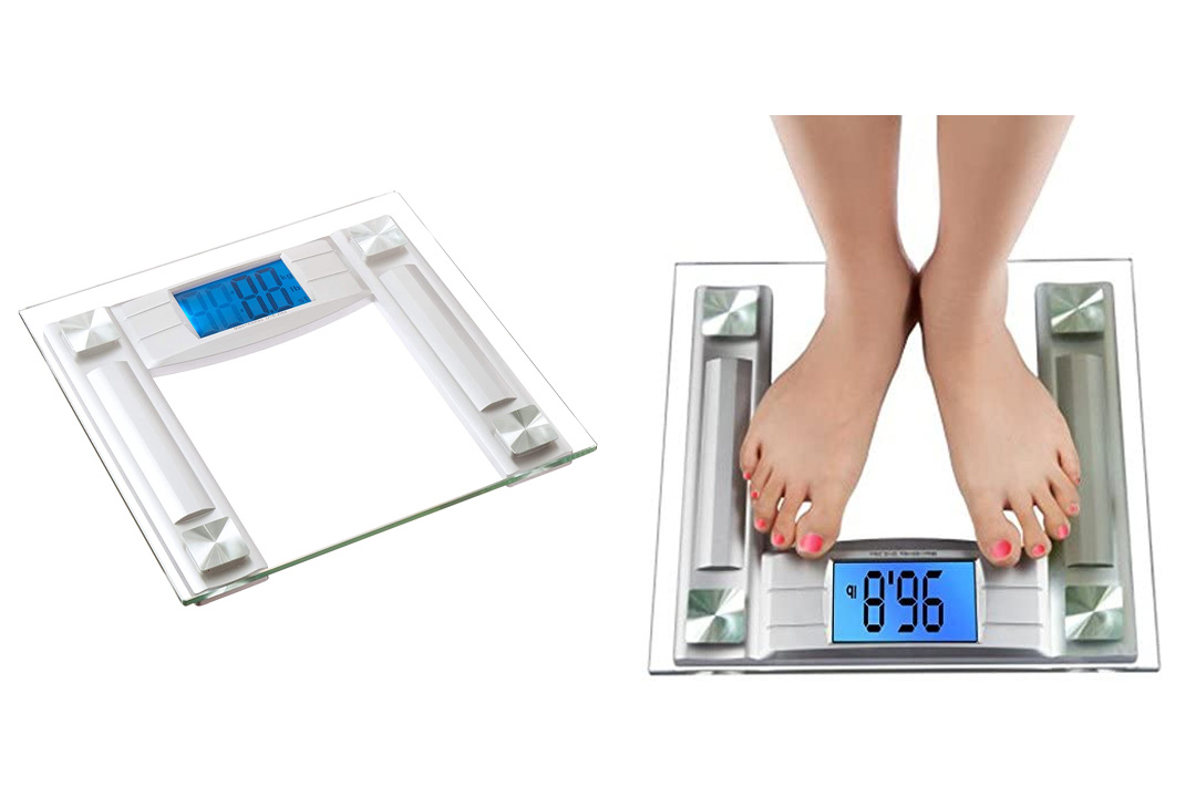 BalanceFrom High Accuracy Digital Bathroom Scale