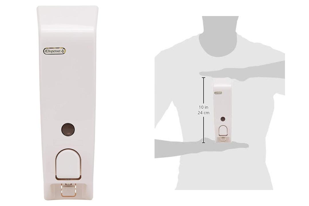 Better Living Products Classic Dispenser I One Chamber Shower Dispenser