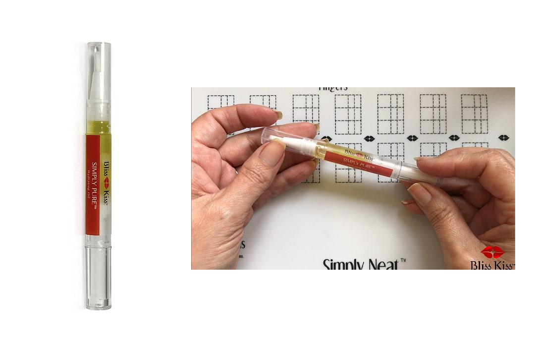 Bliss Kiss Pure Cuticle & Nail Oil Pen