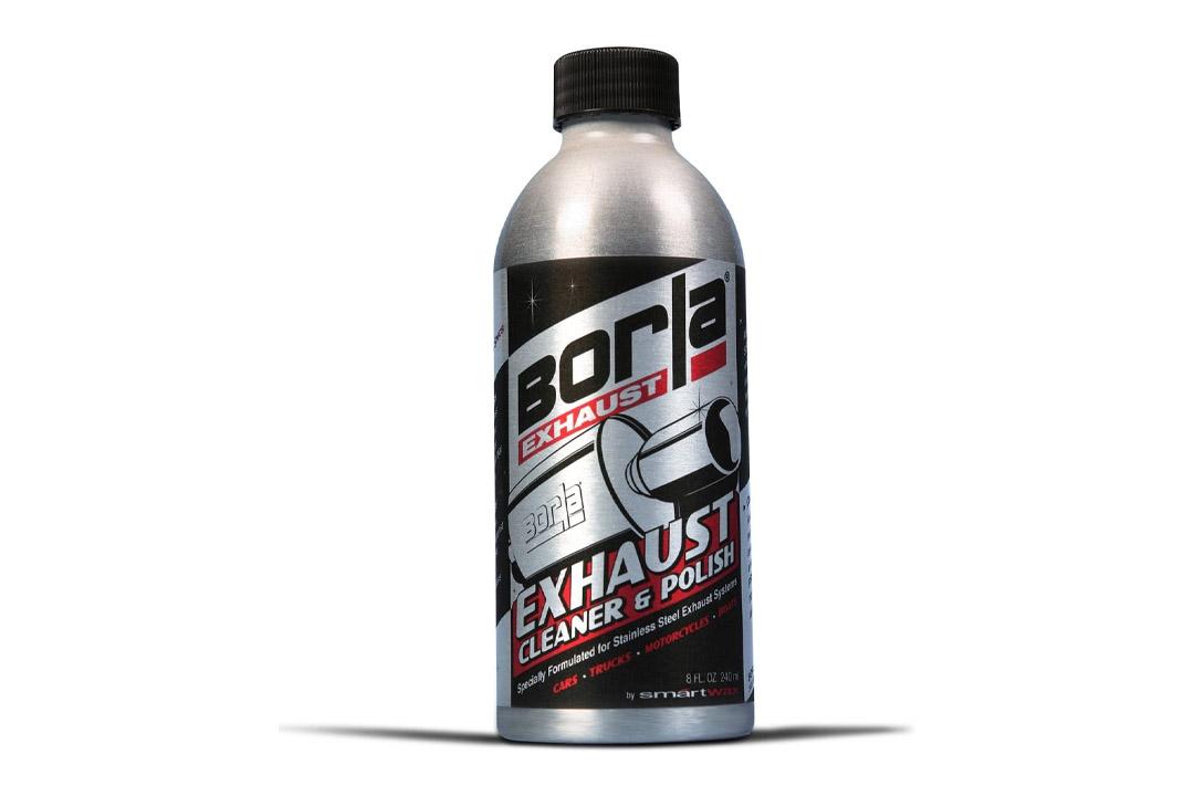 Borla 21461 Exhaust Cleaner and Polish