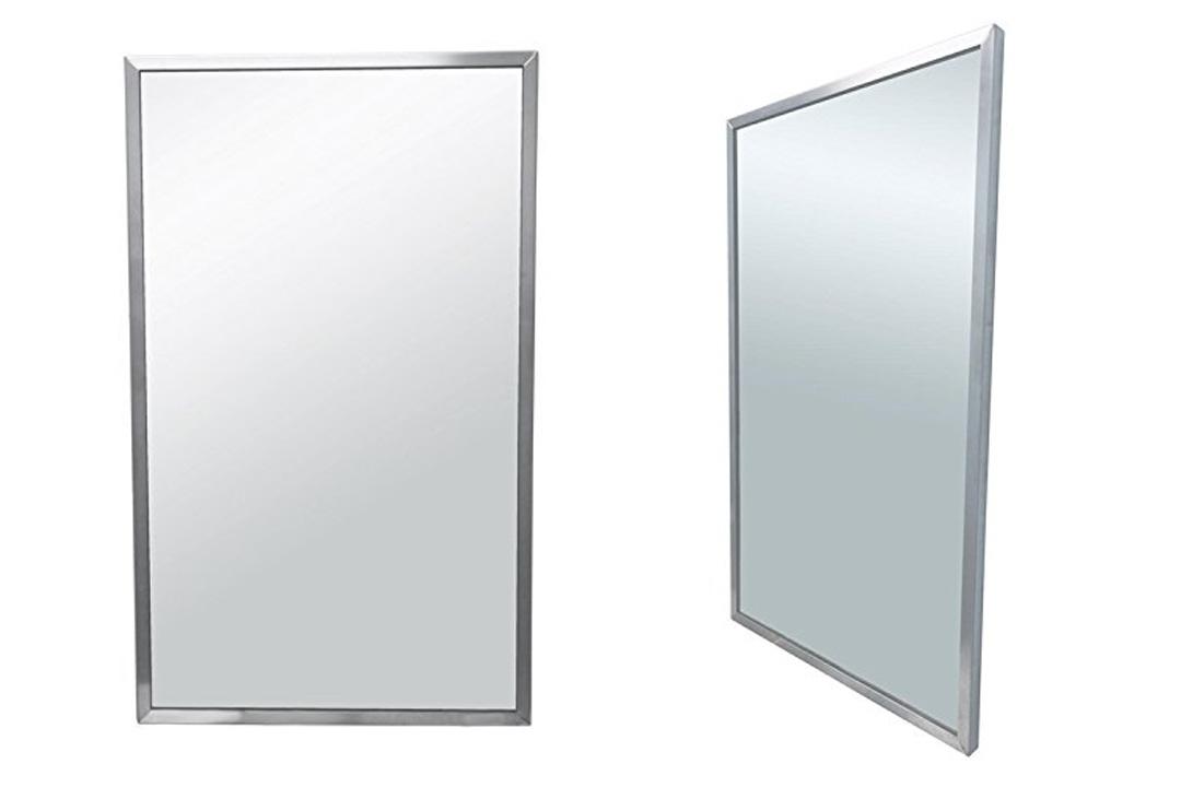 Brey-Krause Commercial Restroom Mirror